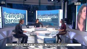 Apolline de Malherbe et Nathalie Iannetta dans la Matinale - 16/11/12 - 09