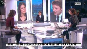 Apolline de Malherbe et Nathalie Iannetta dans la Matinale - 16/11/12 - 10