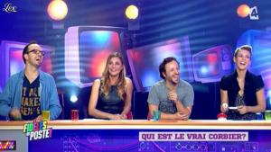 Ariane Brodier dans Fideles au Poste - 04/11/12 - 02