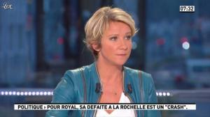Ariane Massenet dans la Matinale - 03/09/12 - 11