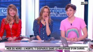 Aude Pepin dans la Matinale - 06/12/12 - 06