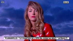 Aude Pepin dans la Matinale - 06/12/12 - 12