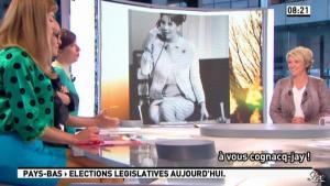 Aude Pepin dans la Matinale - 12/09/12 - 03