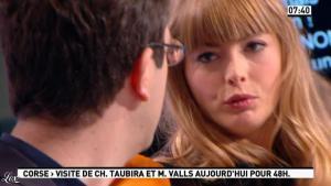 Aude Pepin dans la Matinale - 26/11/12 - 04