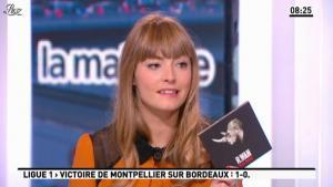 Aude Pepin dans la Matinale - 26/11/12 - 06