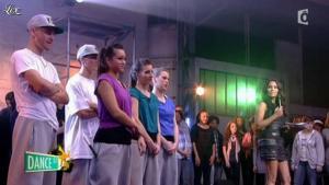 Audrey Chauveau dans Dance Street - 15/02/12 - 04