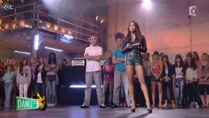 Audrey Chauveau dans Dance Street - 23/11/11 - 08