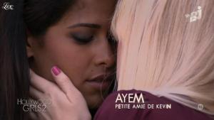 Ayem, Soizic Sap et Aline Sap dans Hollywood Girls - 24/10/12 - 02