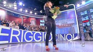 Barbara d'Urso dans Pomeriggio Cinque - 05/12/11 - 01
