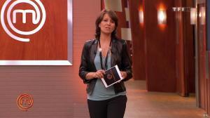 Carole Rousseau dans Masterchef - 04/10/12 - 02