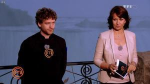 Carole Rousseau dans Masterchef - 11/10/12 - 01