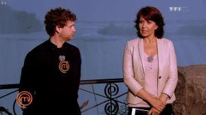 Carole Rousseau dans Masterchef - 11/10/12 - 02