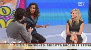 Caterina Balivo dans Pomeriggio Sul Due - 03/12/10 - 02