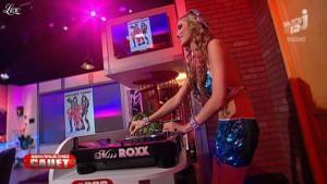 DJ Miss Roxx dans Bienvenue Chez Cauet - 21/11/12 - 02