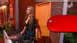 DJ Miss Roxx dans Bienvenue Chez Cauet - 31/10/12 - 04