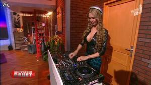 DJ Miss Roxx dans Bienvenue Chez Cauet - 31/10/12 - 05