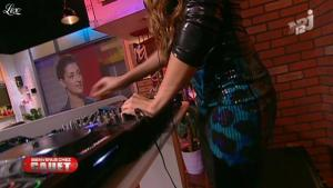 DJ Miss Roxx dans Bienvenue Chez Cauet - 31/10/12 - 07