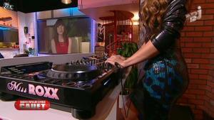 DJ Miss Roxx dans Bienvenue Chez Cauet - 31/10/12 - 09