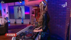 DJ Miss Roxx dans Bienvenue Chez Cauet - 31/10/12 - 10