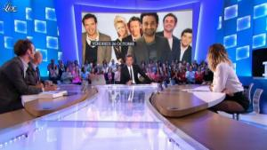 Daphné Burki dans le Grand Journal de Canal Plus - 26/10/12 - 02