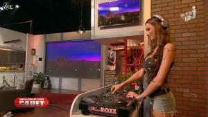 Dj Miss Roxx dans Bienvenue Chez Cauet - 07/04/12 - 07