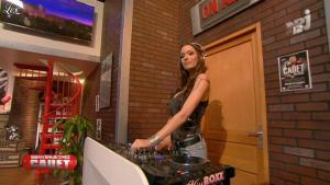 Dj Miss Roxx dans Bienvenue Chez Cauet - 07/04/12 - 08