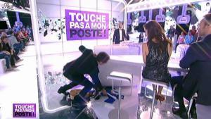 Elise Chassaing dans Touche pas à Mon Poste - 08/10/12 - 04