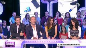 Elise Chassaing dans Touche pas à Mon Poste - 09/10/12 - 02