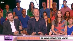 Elise Chassaing dans Touche pas à Mon Poste - 20/10/12 - 01