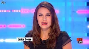 Emilie Besse dans la Nouvelle Edition - 12/09/12 - 04