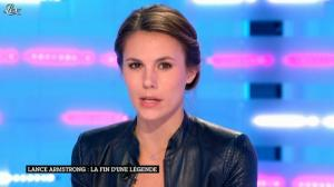 Emilie Besse dans la Nouvelle Edition - 22/10/12 - 07