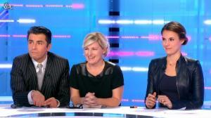 Emilie Besse dans la Nouvelle Edition - 22/10/12 - 08