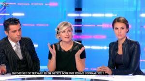 Emilie Besse dans la Nouvelle Edition - 22/10/12 - 09