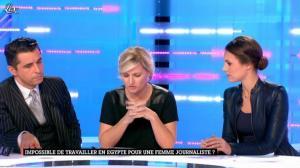Emilie Besse dans la Nouvelle Edition - 22/10/12 - 10