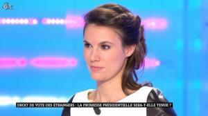 Emilie Besse dans la Nouvelle Edition - 24/10/12 - 10