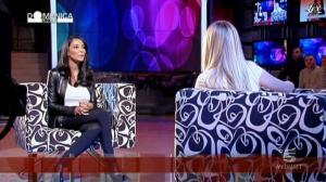 Federica Panicucci et Juliana Moreira dans Domenica 5 - 12/02/12 - 08