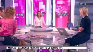 Julia Vignali et Caroline Roux dans la Matinale - 30/05/12 - 02