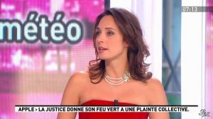 Julia Vignali dans la Matinale - 16/05/12 - 04