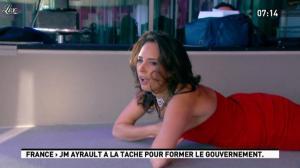 Julia Vignali dans la Matinale - 16/05/12 - 06