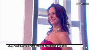 Julia Vignali dans la Matinale - 16/05/12 - 08