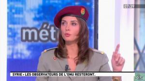 Julia Vignali dans la Matinale - 20/06/12 - 04