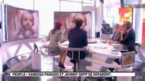 Julia Vignali dans la Matinale - 20/06/12 - 05