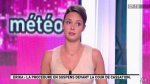 Julia Vignali dans la Matinale - 24/05/12 - 02