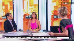 Julia Vignali dans la Matinale - 25/01/12 - 03
