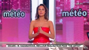 Julia Vignali dans la Matinale - 27/02/12 - 02
