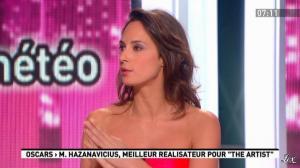 Julia Vignali dans la Matinale - 27/02/12 - 03