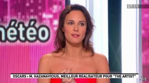 Julia Vignali dans la Matinale - 27/02/12 - 04