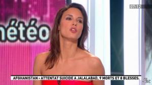 Julia Vignali dans la Matinale - 27/02/12 - 05