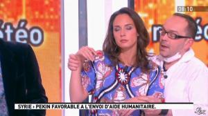 Julia Vignali dans la Matinale - 29/02/12 - 06