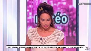 Julia Vignali dans la Matinale - 30/01/12 - 01